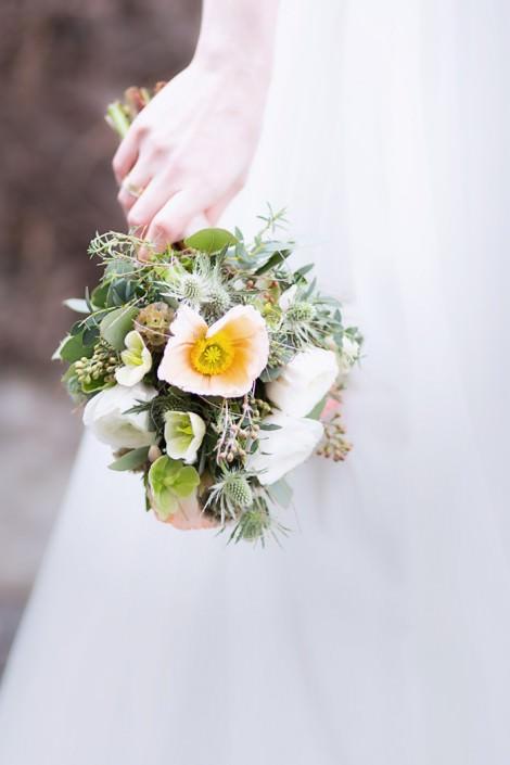 Brautstrazß indigoblumen hannover
