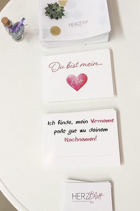 Merchandise HERZ-Blatt Hochzeitspapeterie auf der Vintagewedding 2016 in Hamburg