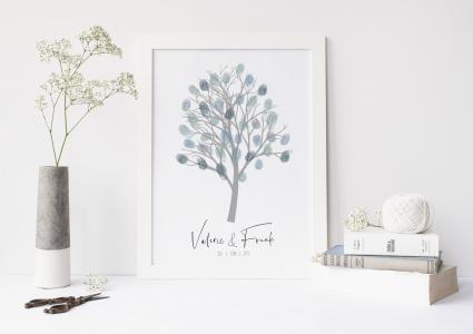 Weddingtree gästebuch
