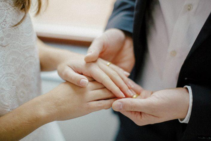 ringwechsel bio Hochzeit
