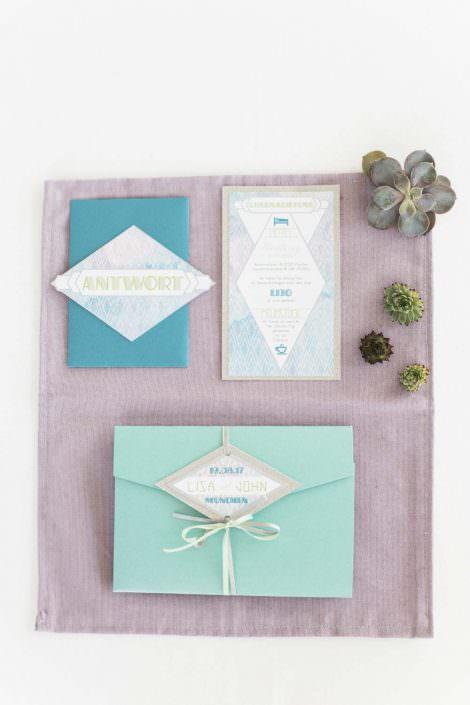 Pocketeinladung hannover Hochzeitspapeterie