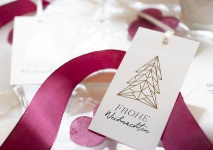design geschenkanhänger weihnachten