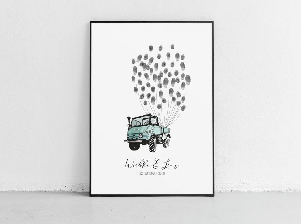 Unimog Weddingtree