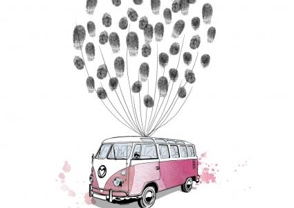 T1 Billi Weddingtree pink