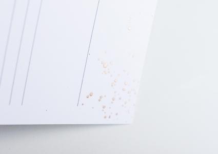 Gstebuchkarte box individuell