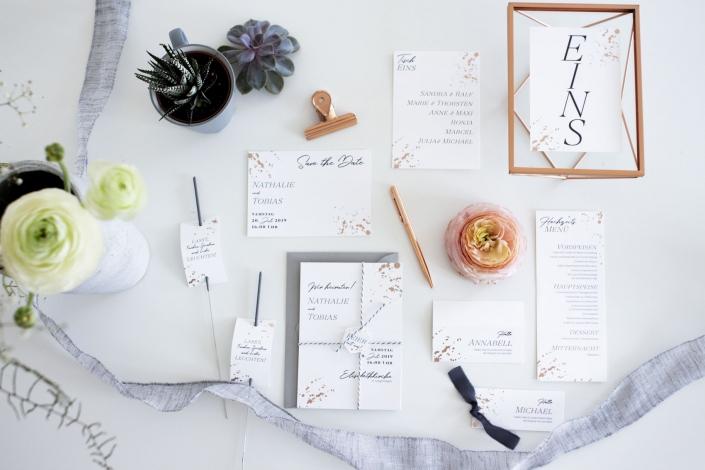 Papeterie Set Hochzeit