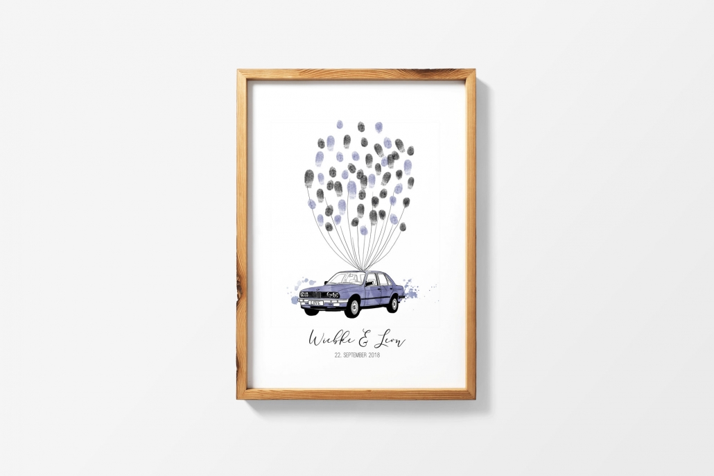 BMW 3er Weddingtree