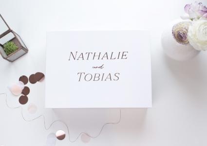 gästebuch box