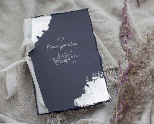 Eheversprechen Silber