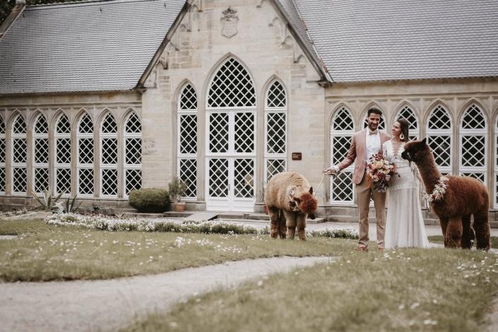 Moho Wedding Schloss Harbke