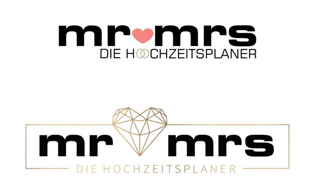 Logo Design die Hochzeitsplaner Hannovver