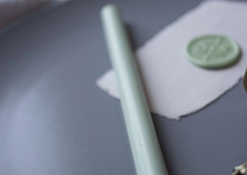 1 Siegelwachsstange mint